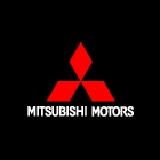 Mitsubishi Logo Black Wallpaper